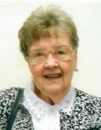 Grace Mavis Robinson  August 25 1931  December 22 2019 avis de deces  NecroCanada
