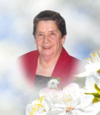 Marie-Claire Parise  30 janvier 1932 – 22 décembre 2019