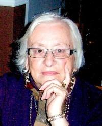 Mme Jeannine Dorion Laverdure  2019 avis de deces  NecroCanada