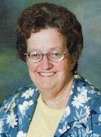 Betty I Ward  2019 avis de deces  NecroCanada