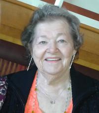 Lillian Agnes Landrie Steeves  Tuesday December 24th 2019 avis de deces  NecroCanada