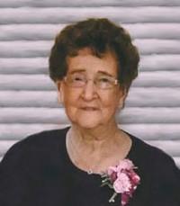 Jean Bessie Viola Terry Stewart  Friday December 13th 2019 avis de deces  NecroCanada