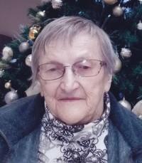 Olga Fedyk Stupak  Thursday December 26th 2019 avis de deces  NecroCanada