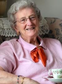 Margaret Kearney Armstrong  February 6 1925 to December 9 2019 avis de deces  NecroCanada