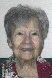 NADEAU Gertrude  1922  2019 avis de deces  NecroCanada