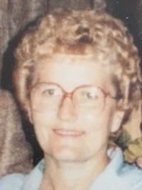 Vera Burt Bruce  2019 avis de deces  NecroCanada