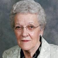 Ada Mildred Meggison  February 4 1927  December 30 2019 avis de deces  NecroCanada