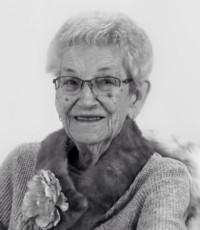 Rita Cavanagh  08 octobre 1921 – 27 décembre 2019