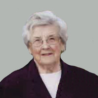 Mary Panasiuk  October 23 1922  December 31 2019 avis de deces  NecroCanada