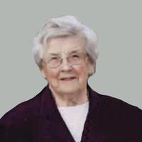 Mary Panasiuk  October 23 1922  December 31 2019 avis de deces  NecroCanada