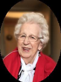Caroline Carrie Coffin  1931  2019 avis de deces  NecroCanada