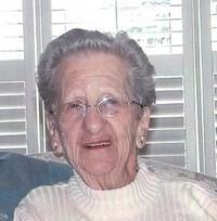Pauline A Smith  19242019 avis de deces  NecroCanada