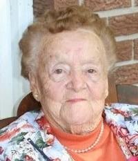 Amelia Deugo Cavanagh  June 17 1922  January 1 2020 (age 97) avis de deces  NecroCanada