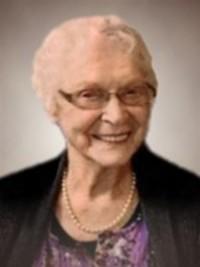 Noella Massicotte  1921  2020 (98 ans) avis de deces  NecroCanada