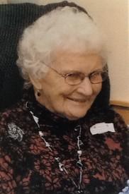 Mildred Evelyn Snowdon Hill  December 13 1921  January 13 2020 (age 98) avis de deces  NecroCanada