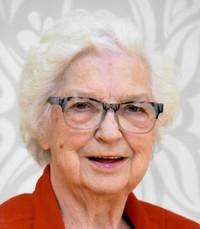 Gladys Marie MacKenzie Bowman  January 16 2020 avis de deces  NecroCanada