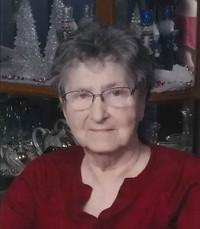 Florence Robichaud 1936-2020 avis de deces  NecroCanada