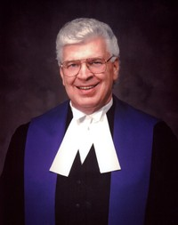 THE HONOURABLE JUSTICE RONALD DEAN