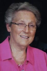 Millie Crawford  2020 avis de deces  NecroCanada