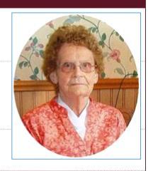 Leona Mary Sutherland  2020 avis de deces  NecroCanada