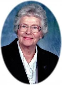Elizabeth Sarah Rafuse  19302020 avis de deces  NecroCanada