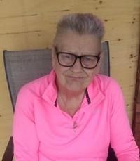 Susan Rosie Lawlor Parkes  February 10 2020 avis de deces  NecroCanada