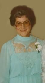 Mary Melvina Davidson  19282020 avis de deces  NecroCanada