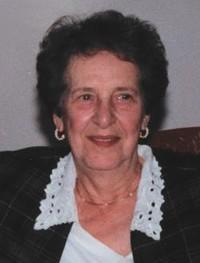 Delia LeBlanc-Belliveau  19252020 avis de deces  NecroCanada