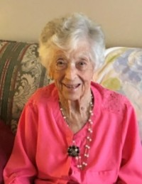 Jane Jean Bridges  December 24 1921  February 14 2020 avis de deces  NecroCanada