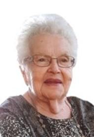 Lucille Gervais Darveau  1927  2020 (92 ans) avis de deces  NecroCanada