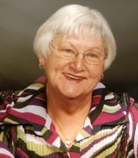 Betty Porter Potter  Monday February 17th 2020 avis de deces  NecroCanada