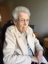 Gladys Iva Pier Wood  September 28 1918  February 5 2020 (age 101) avis de deces  NecroCanada