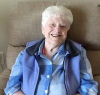 Mary Newell  2020 avis de deces  NecroCanada