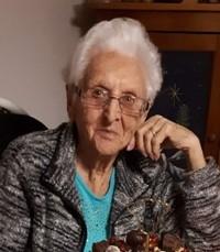 Barbara Helen Robertson Cornwell  Saturday February 22nd 2020 avis de deces  NecroCanada