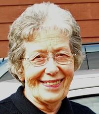 Edith Evelyn Crosby  Friday February 21st 2020 avis de deces  NecroCanada