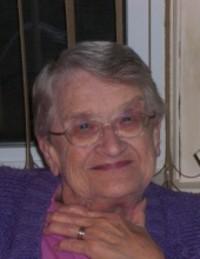 Cora Ann Porter Campbell  October 19 1932