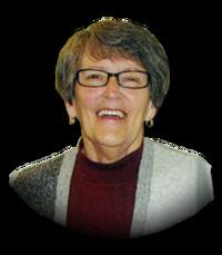Margaret Robson  2020 avis de deces  NecroCanada
