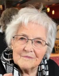 Margaret L Ingersoll  2020 avis de deces  NecroCanada