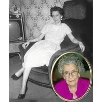 Doris Winnifred Myers Hall  June 13 1921  March 14 2020 avis de deces  NecroCanada