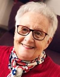 Jeanne d'Arc St-Martin Ferland  1934  2020 (85 ans) avis de deces  NecroCanada