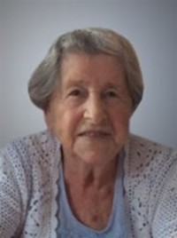 Gilberte Gauvreau Godon  1924  2020 (95 ans) avis de deces  NecroCanada