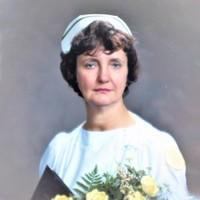 PERREAULT Emma nee Rodrigue  November 29 1931 — March 12 2020 avis de deces  NecroCanada