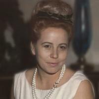 WOLF Erica  1931 — 2020 avis de deces  NecroCanada