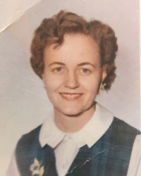 Donna Marie Hedley  March 17 2020 avis de deces  NecroCanada