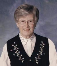 Hazel Eileen Brenton  Tuesday March 24th 2020 avis de deces  NecroCanada