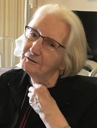 Jeannette LeBlanc  19402020 avis de deces  NecroCanada