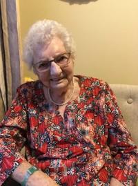 Dorothy Young  September 15 1924 to March 25 2020 avis de deces  NecroCanada