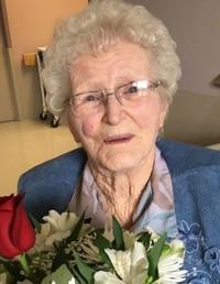 Muriel Bakken  June 2 1923  April 28 2020 (age 96) avis de deces  NecroCanada