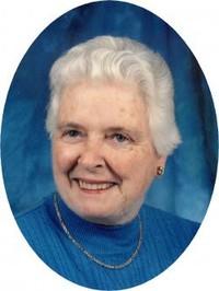 Mary Cecilia Carr nee McWade  19302020 avis de deces  NecroCanada