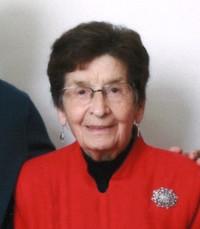 Hilda Wellard  Thursday April 2nd 2020 avis de deces  NecroCanada
